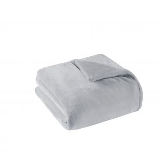 "60""x 70"" 12lbs Plush Weighted Blanket"